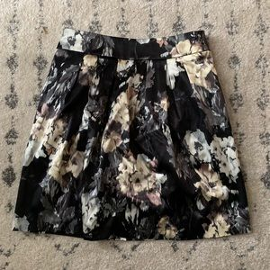 River Island Flora Mini Skirt
